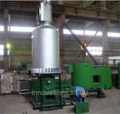 Innovation: The gas-generating furnace with the