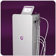 Equipment for Oxygendec mesotherapy