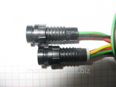 Two and three-colored LED small-sized fittings, 5 mm, 10 mm, 20 mm, SPAMEL, Poland.