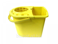 Bucket for mopping