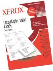 Stickers paper for the CD disks xerox
