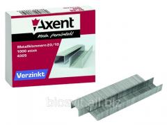 Axent staples