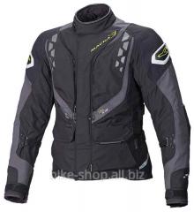 Мотокуртка текстильная MACNA JURA цвет черный
