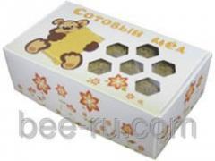 Box for comb honey the Bear