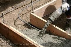 Additive in concrete Sionol And