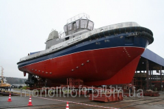 Enamel ship HS-413