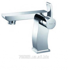 The Kraus mixer for KEF 14601 wash basin