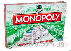 Children's monopoly game hasbro