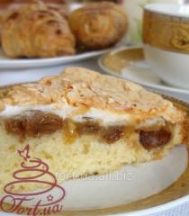 """Pie Hungarian """"apple and raisin Akosh"""