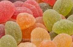 Allsorts fruit jelly