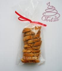 Biskotti's cookies with walnut
