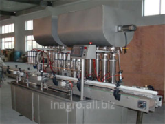 Equipment for production of sauces, ketchup,