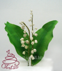 Jewelry for cakes 'Sugar Lily of the