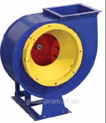 Fan of average pressure of VTs 14-46 (BP 287-46,