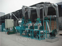 Pass production plants, industrial pass plants for