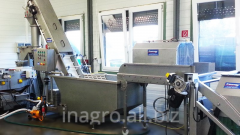 Equipment for processing industry, production line