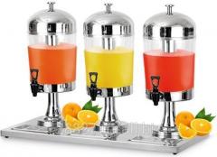 Dispenser for drinks