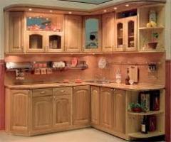 Кухни, Классическая кухня,Мебель кухни из
