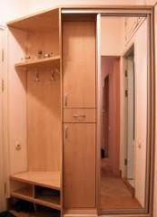 Мебель для прихожих, Шкаф-купе
