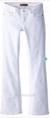 Levis jeans of a podrostkov model