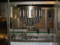 Production liquid meters, production lines, Kiev