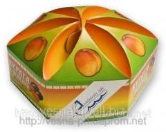 Box cardboard for cake