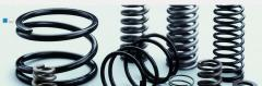 Springs to agricultural (Agricultural) machinery,