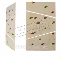Children's rock climbing wall Tetris