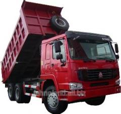 HOWO 6×4 Dump Truck dump truck