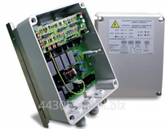 FCS Carel three-phase controllers of speed