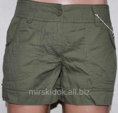 Qualitative shorts