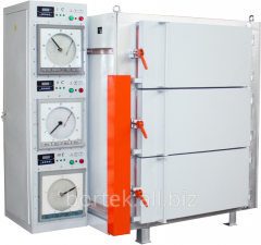 Drying cabinet SNOA-8.8.3 / 3 with fan