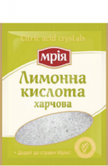 Food citric acid