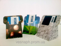 Card holder with individual design the