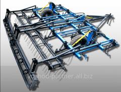 Cultivator three-row KPS-4-3R
