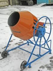 BG-100 concrete mixer