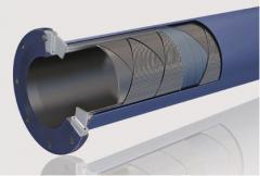 Пульпопровод резиновый для ГОКов и