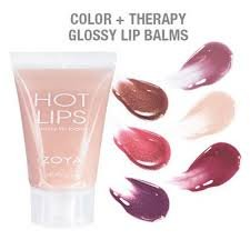 Gloss balm for ZOYA lips