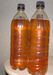 Sunflower oil - syrodavlenny