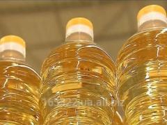 Sunflower oil - rafinirovanno-deodorized