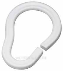 Кольцо для штор в ванную Simple