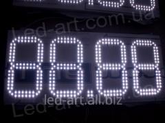 LED board for LED-ART-Stela-250-14 gas Station,