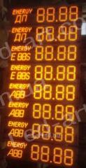 LED board for LED-ART-Stela-280-14+ gas Station,