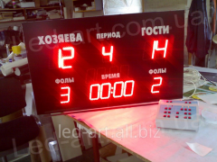 LED sports board universal soccer, basketball of