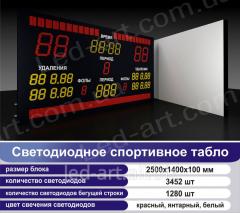 LED sports board universal soccer, basketball of