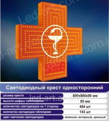 LED pharmaceutical cross unilateral LED-ART-800-1,