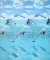 Занавеска для ванной Vanstore арт 622-17 Ocean