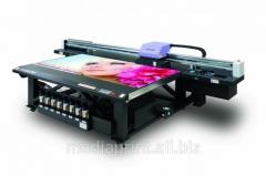 Планшетный светодиодный УФ-принтер Mimaki