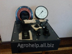 The stand for check of nozzles (professional)