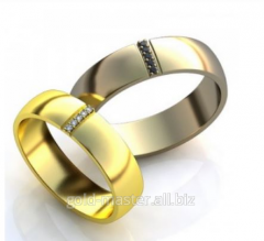Wedding rings 158 Model